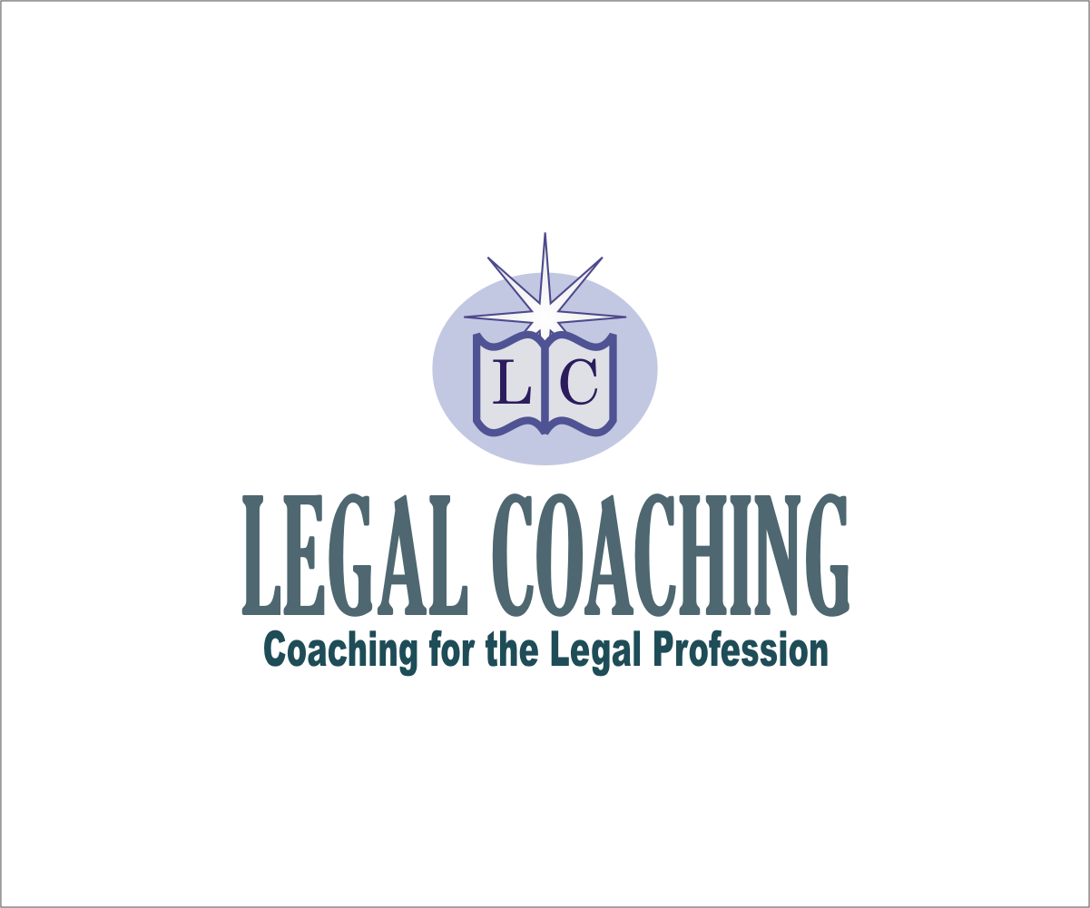 Logo Design by bakeys - Entry No. 73 in the Logo Design Contest New Logo Design for Legal Coaching.