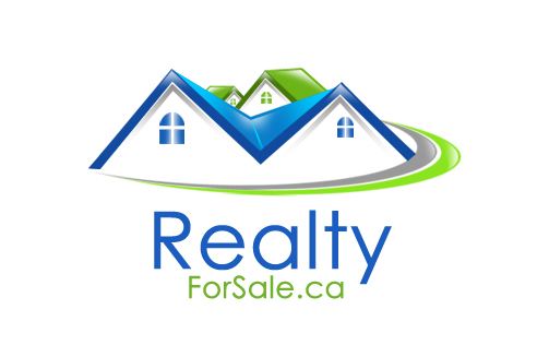 Logo Design by Crystal Desizns - Entry No. 48 in the Logo Design Contest Inspiring Logo Design for RealtyForSale.ca.