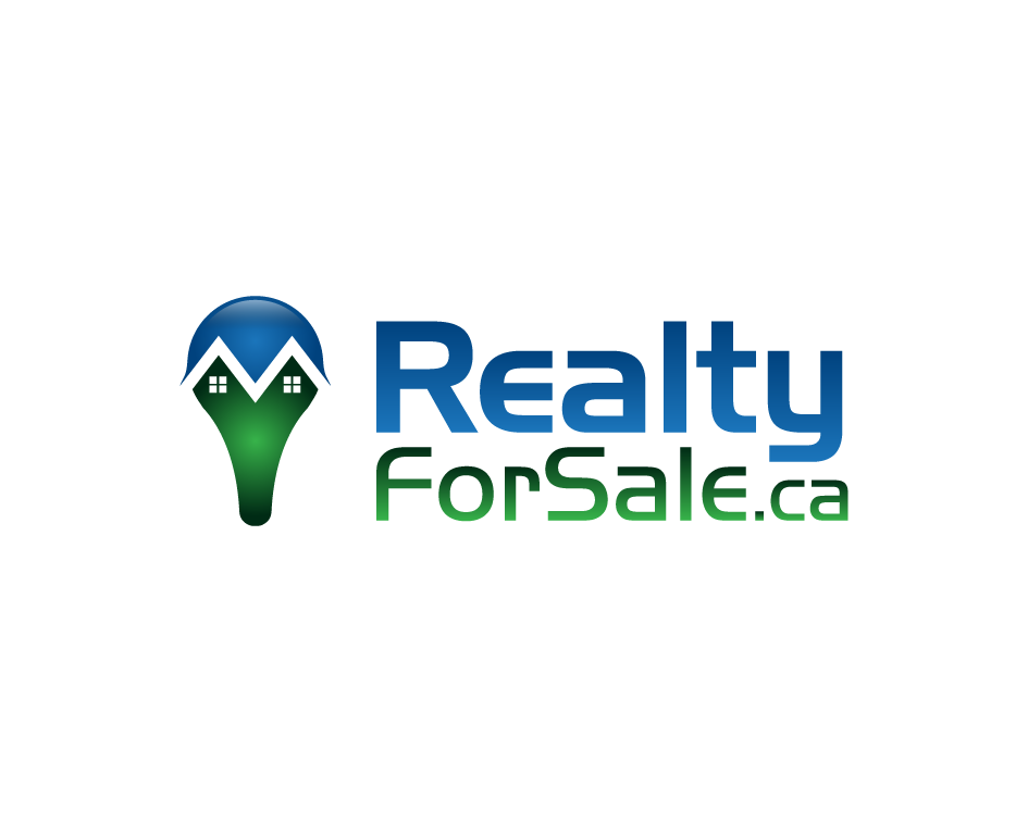 Logo Design by Yusuf Nurochim - Entry No. 50 in the Logo Design Contest Inspiring Logo Design for RealtyForSale.ca.