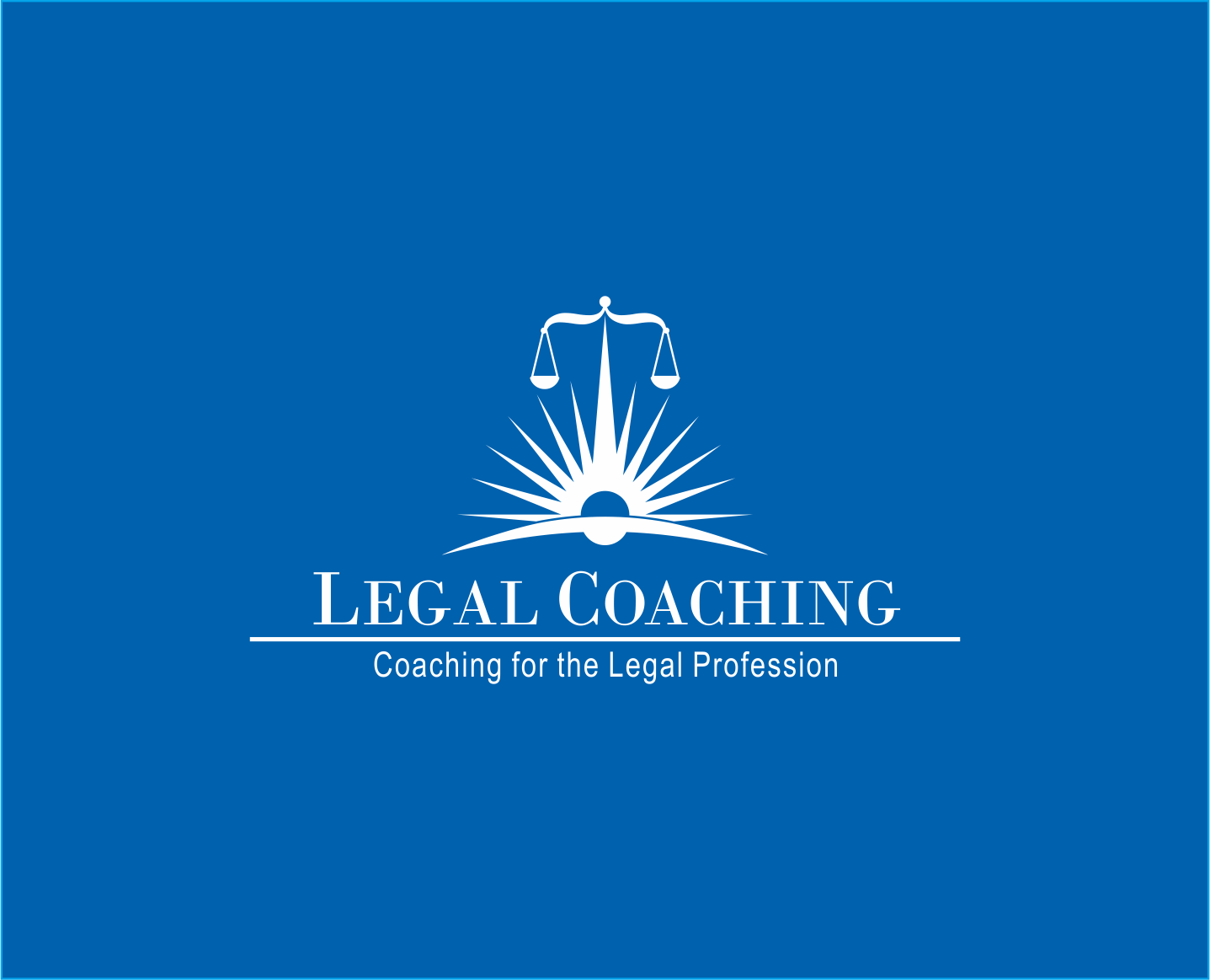 Logo Design by Armada Jamaluddin - Entry No. 74 in the Logo Design Contest New Logo Design for Legal Coaching.