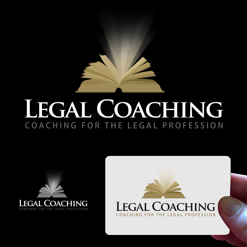 Logo Design by Private User - Entry No. 75 in the Logo Design Contest New Logo Design for Legal Coaching.