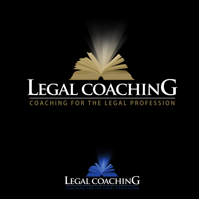 Logo Design by Private User - Entry No. 76 in the Logo Design Contest New Logo Design for Legal Coaching.