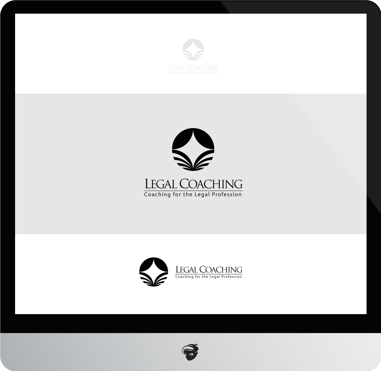 Logo Design by zesthar - Entry No. 81 in the Logo Design Contest New Logo Design for Legal Coaching.