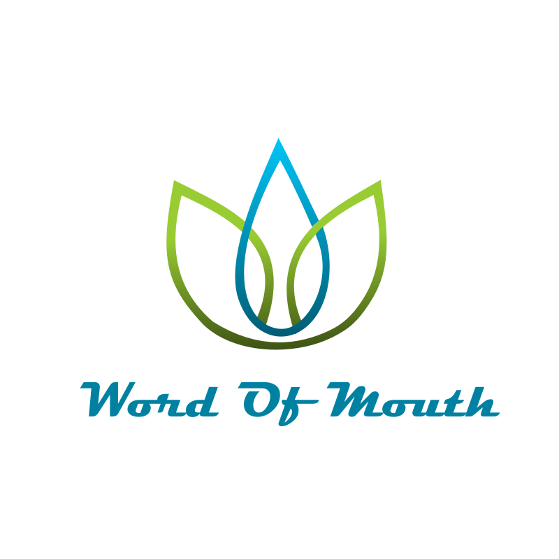 Logo Design by Rudy - Entry No. 5 in the Logo Design Contest Word Of Mouth.