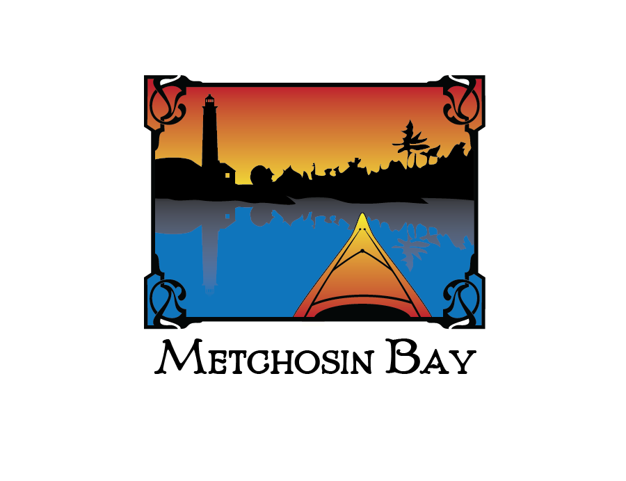 Logo Design by Christina Evans - Entry No. 26 in the Logo Design Contest Logo Design for Metchosin Bay.