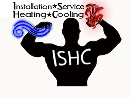 Logo Design by Susan Palmer - Entry No. 18 in the Logo Design Contest New Logo Design for Installation & Service Heating & Cooling (ISHC).