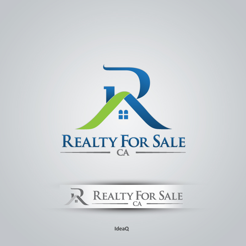 Logo Design by Private User - Entry No. 52 in the Logo Design Contest Inspiring Logo Design for RealtyForSale.ca.