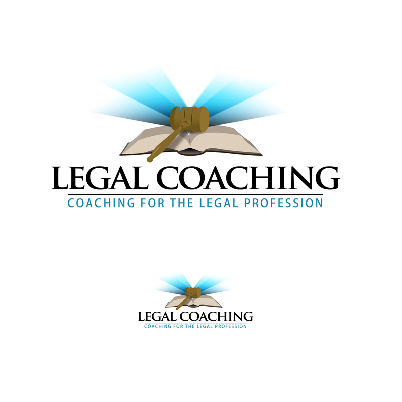Logo Design by Robert Turla - Entry No. 86 in the Logo Design Contest New Logo Design for Legal Coaching.
