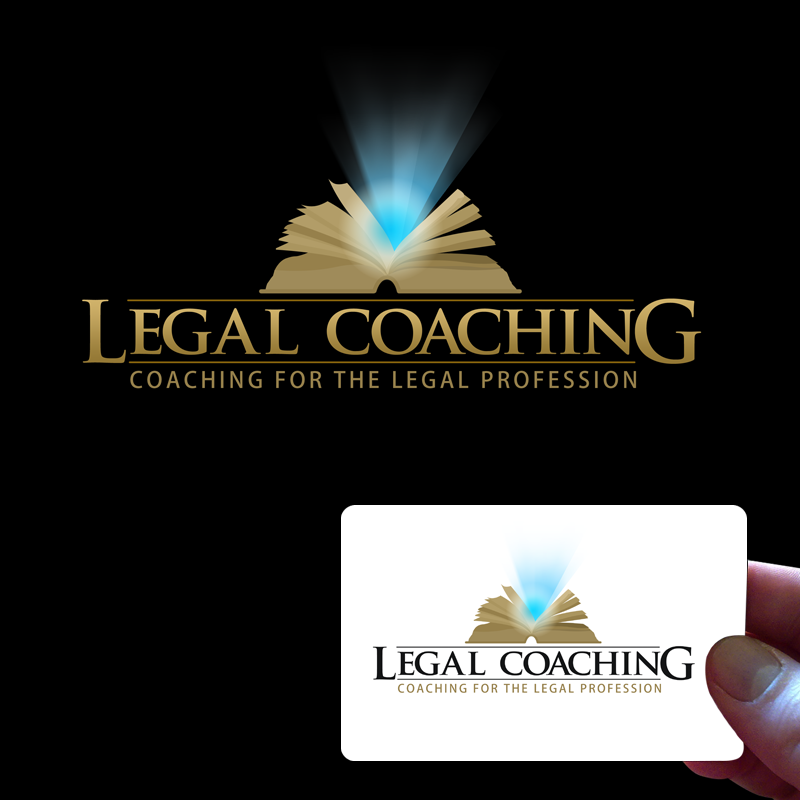 Logo Design by Private User - Entry No. 88 in the Logo Design Contest New Logo Design for Legal Coaching.