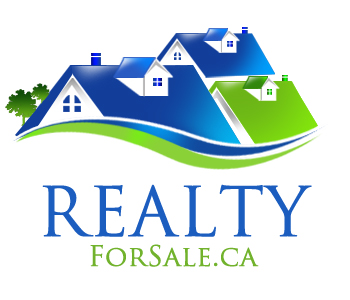 Logo Design by Crystal Desizns - Entry No. 60 in the Logo Design Contest Inspiring Logo Design for RealtyForSale.ca.