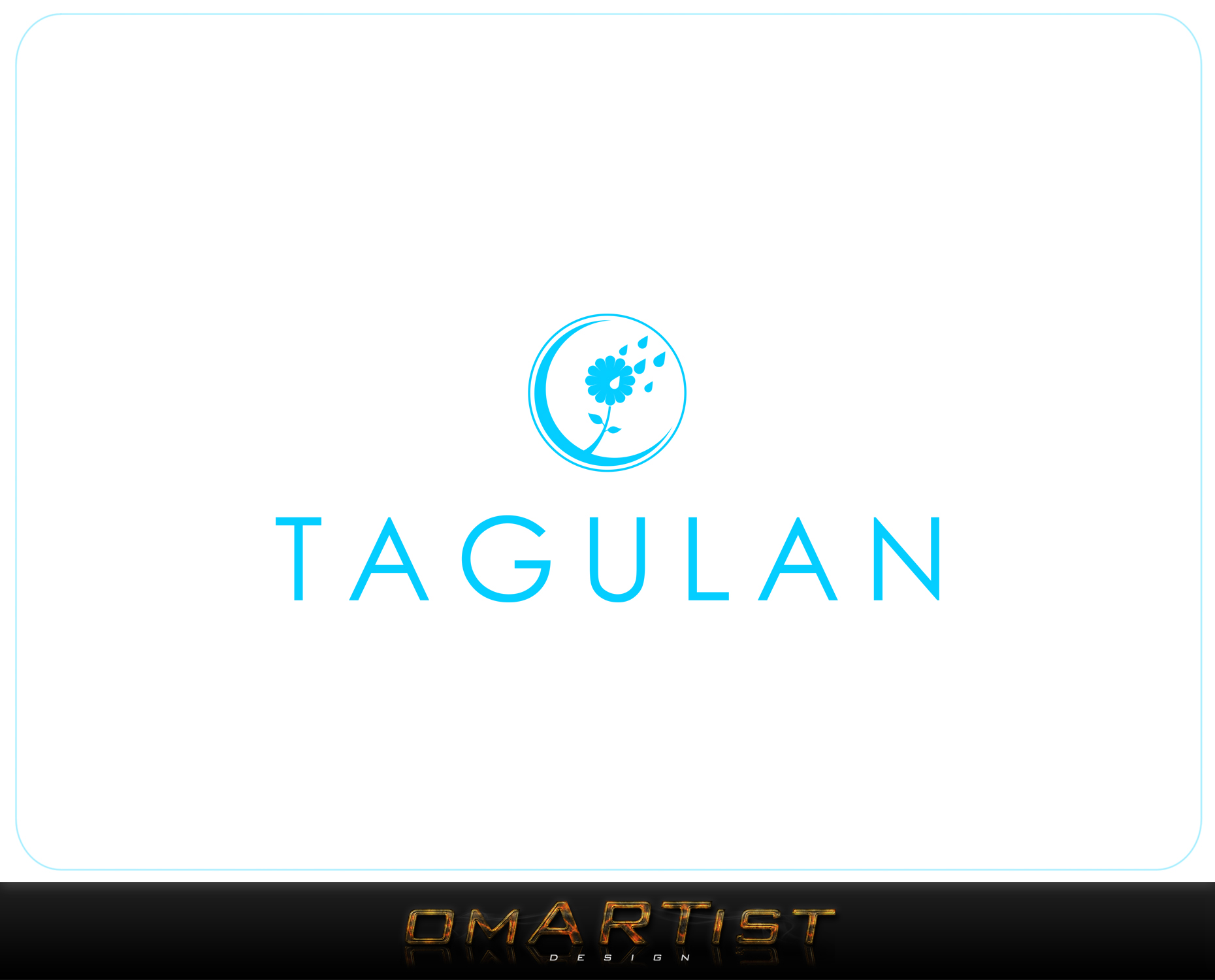 Logo Design by omARTist - Entry No. 232 in the Logo Design Contest Unique Logo Design Wanted for Tagulan.