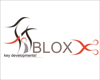 Logo Design by Ermenegildo - Entry No. 80 in the Logo Design Contest FitBloxx (creating block fits for the apparel industry).
