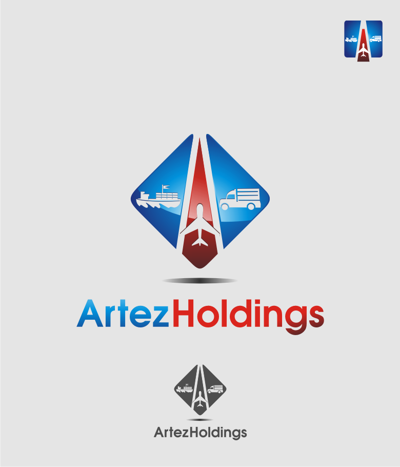Logo Design by graphicleaf - Entry No. 51 in the Logo Design Contest New Logo Design for Artez Holdings.