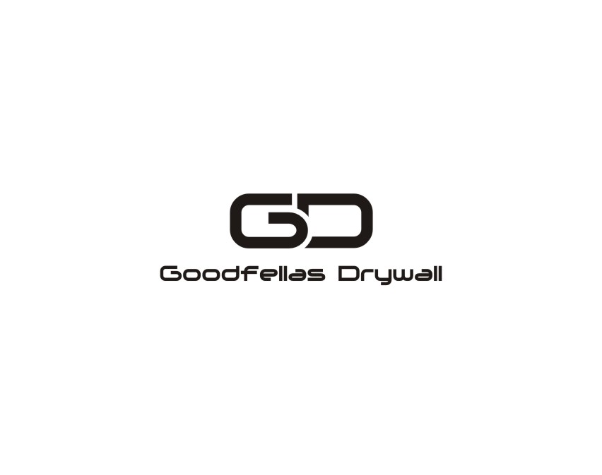 Logo Design by untung - Entry No. 7 in the Logo Design Contest Creative Logo Design for Goodfellas Drywall.