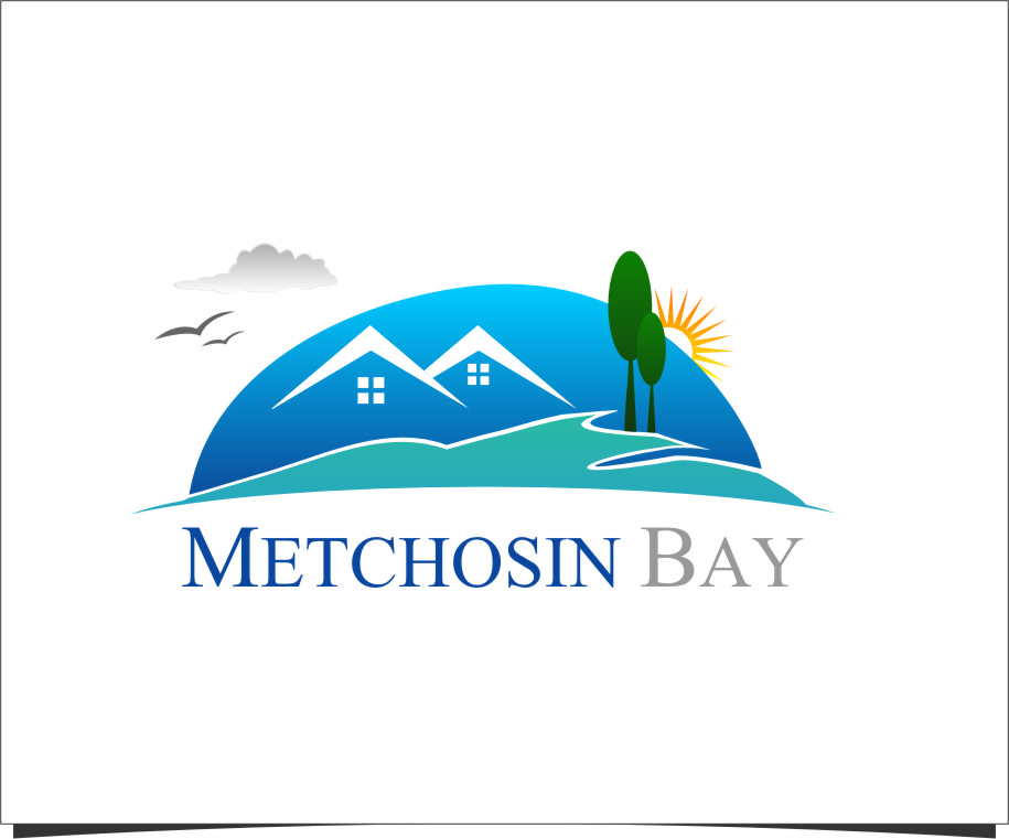 Logo Design by RasYa Muhammad Athaya - Entry No. 32 in the Logo Design Contest Logo Design for Metchosin Bay.