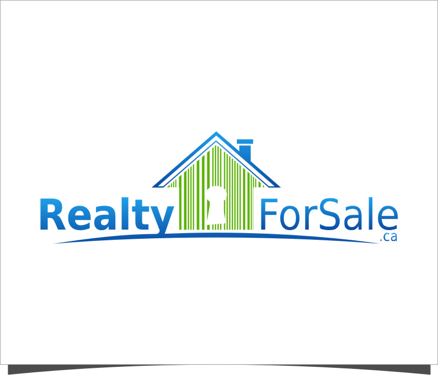 Logo Design by Ngepet_art - Entry No. 66 in the Logo Design Contest Inspiring Logo Design for RealtyForSale.ca.