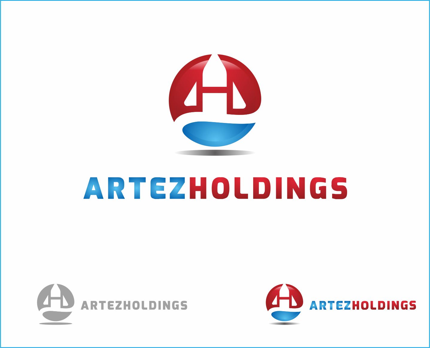 Logo Design by Armada Jamaluddin - Entry No. 55 in the Logo Design Contest New Logo Design for Artez Holdings.