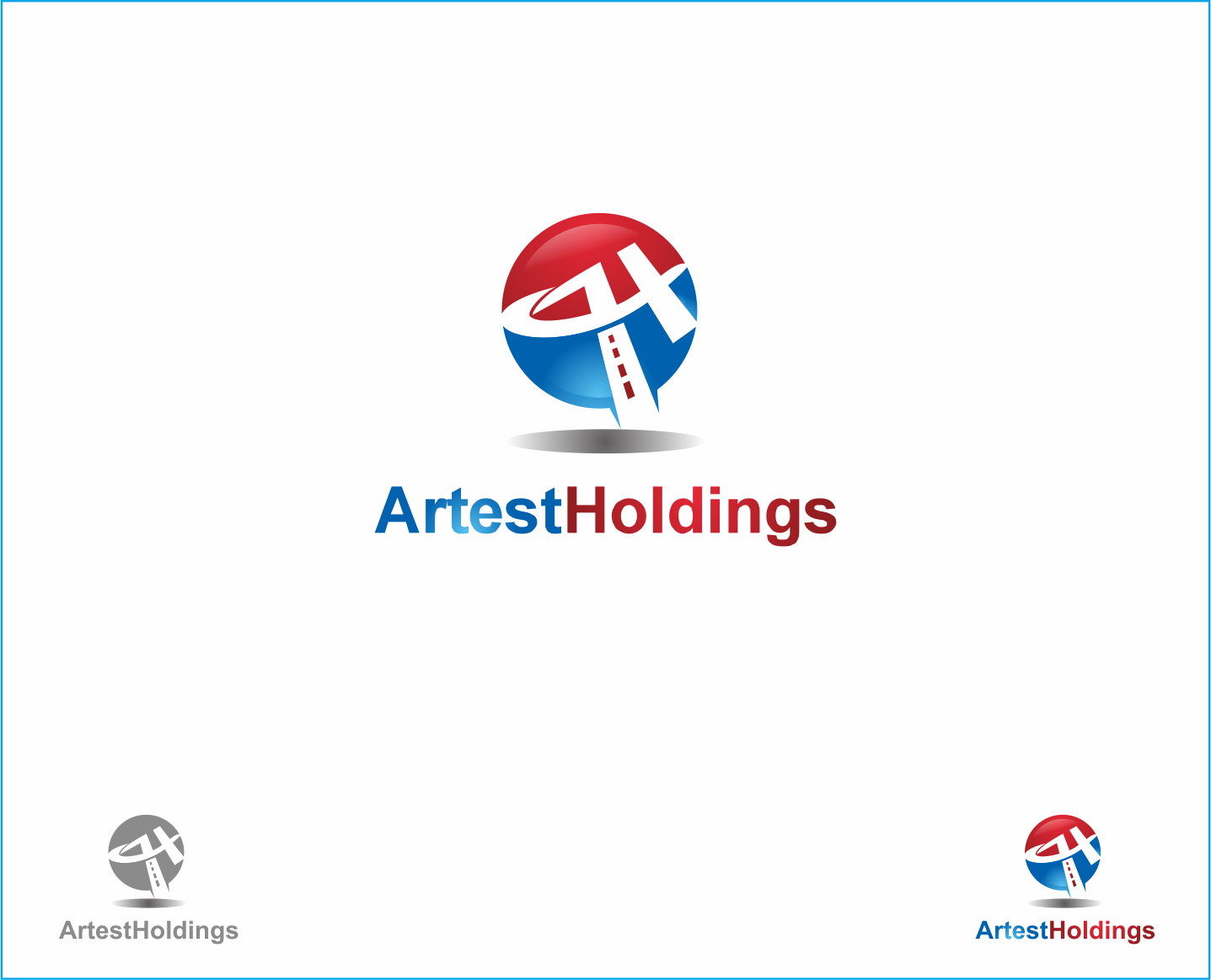 Logo Design by Armada Jamaluddin - Entry No. 56 in the Logo Design Contest New Logo Design for Artez Holdings.