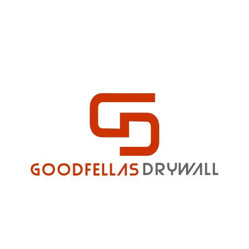 Logo Design by Rudy - Entry No. 18 in the Logo Design Contest Creative Logo Design for Goodfellas Drywall.