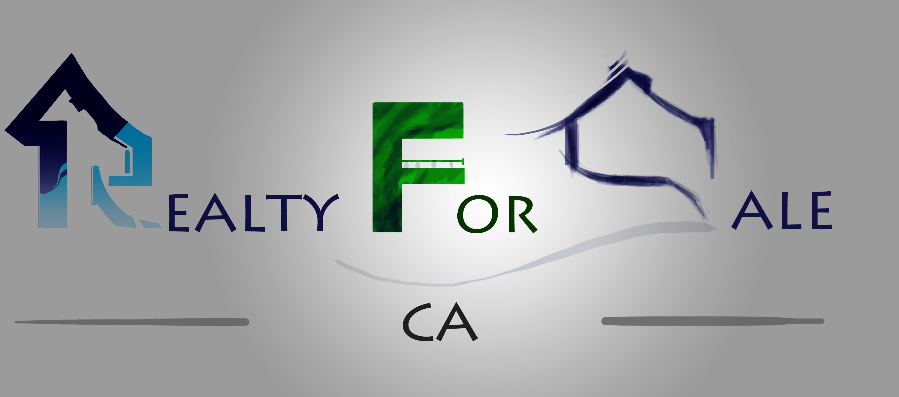 Logo Design by Satyaki Mandal - Entry No. 68 in the Logo Design Contest Inspiring Logo Design for RealtyForSale.ca.