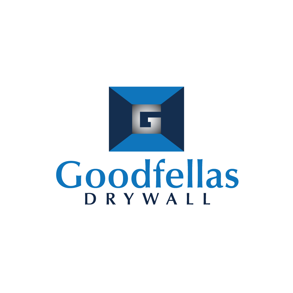 Logo Design by rockin - Entry No. 22 in the Logo Design Contest Creative Logo Design for Goodfellas Drywall.