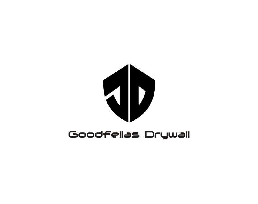 Logo Design by untung - Entry No. 23 in the Logo Design Contest Creative Logo Design for Goodfellas Drywall.