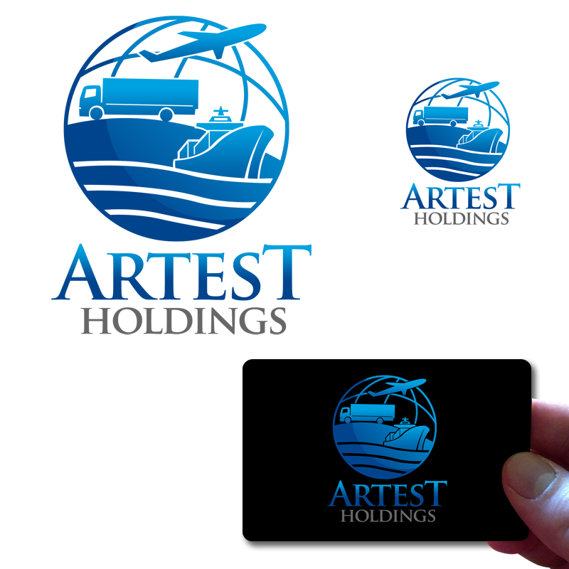 Logo Design by Robert Turla - Entry No. 59 in the Logo Design Contest New Logo Design for Artez Holdings.