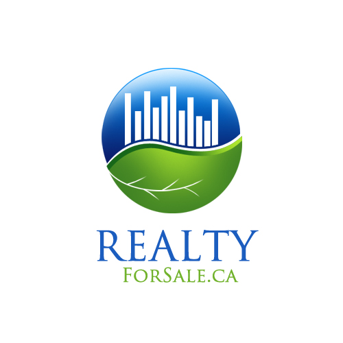 Logo Design by Crystal Desizns - Entry No. 70 in the Logo Design Contest Inspiring Logo Design for RealtyForSale.ca.