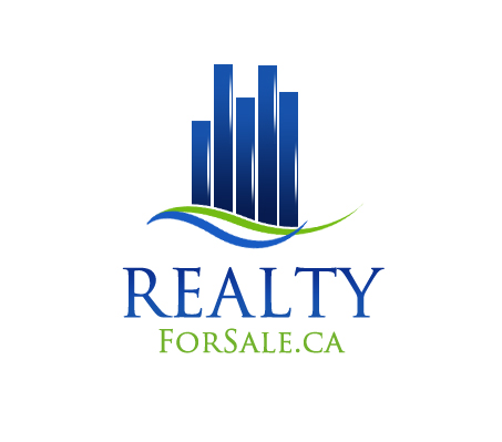 Logo Design by Crystal Desizns - Entry No. 71 in the Logo Design Contest Inspiring Logo Design for RealtyForSale.ca.