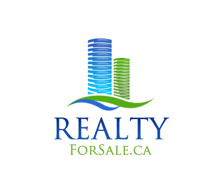 Logo Design by Crystal Desizns - Entry No. 72 in the Logo Design Contest Inspiring Logo Design for RealtyForSale.ca.