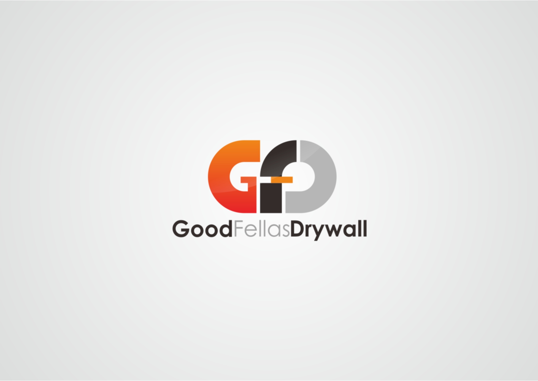 Logo Design by Private User - Entry No. 30 in the Logo Design Contest Creative Logo Design for Goodfellas Drywall.