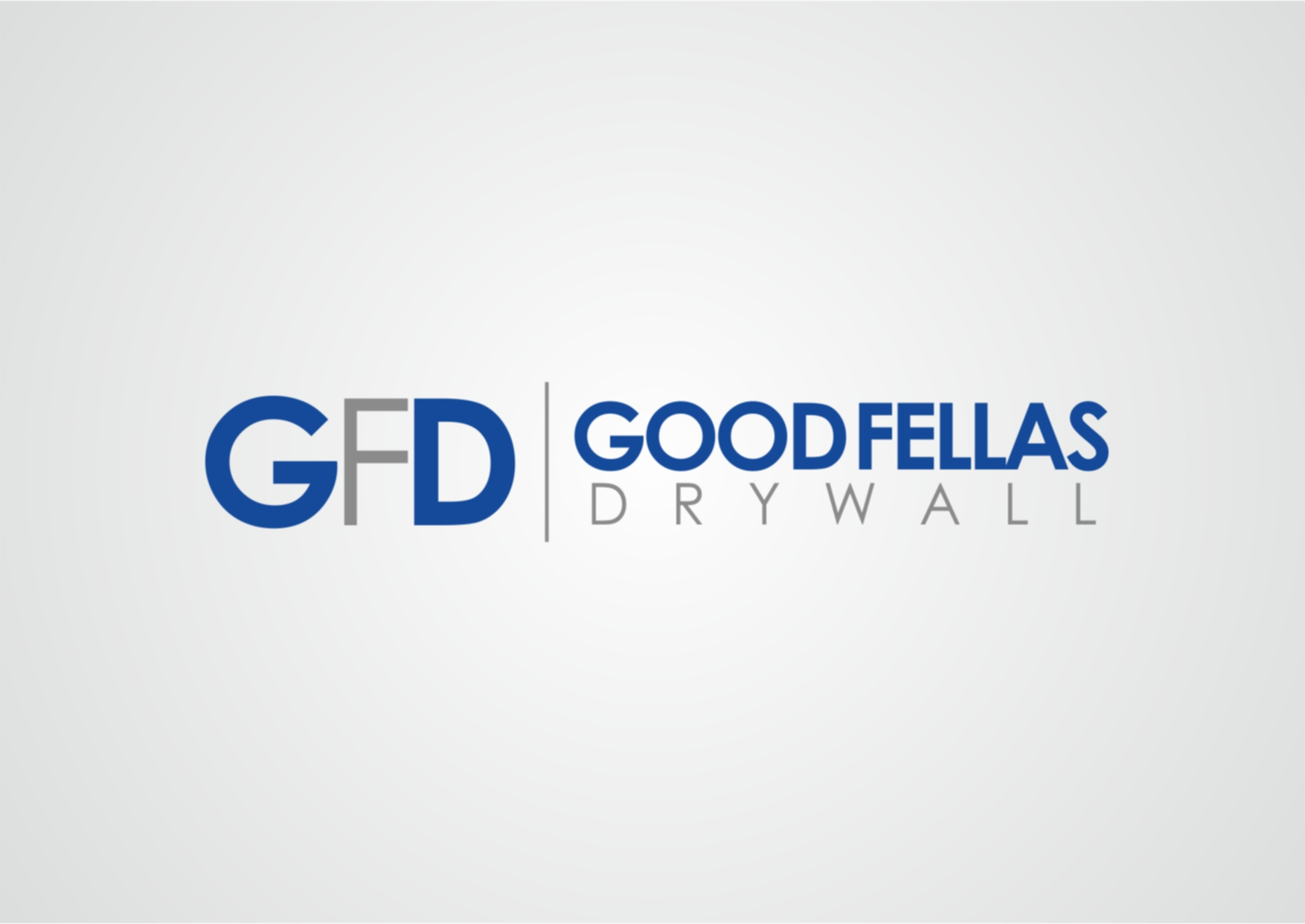 Logo Design by Private User - Entry No. 33 in the Logo Design Contest Creative Logo Design for Goodfellas Drywall.