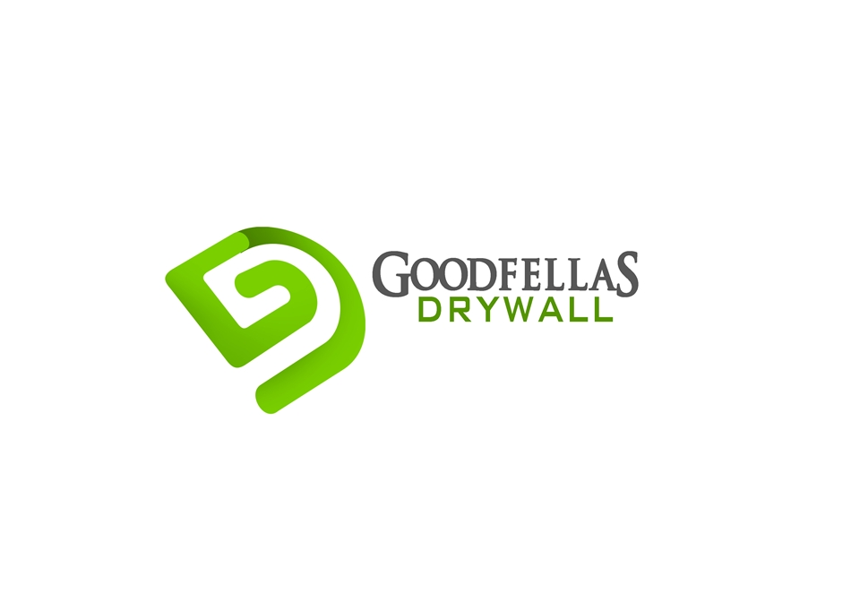 Logo Design by Respati Himawan - Entry No. 37 in the Logo Design Contest Creative Logo Design for Goodfellas Drywall.