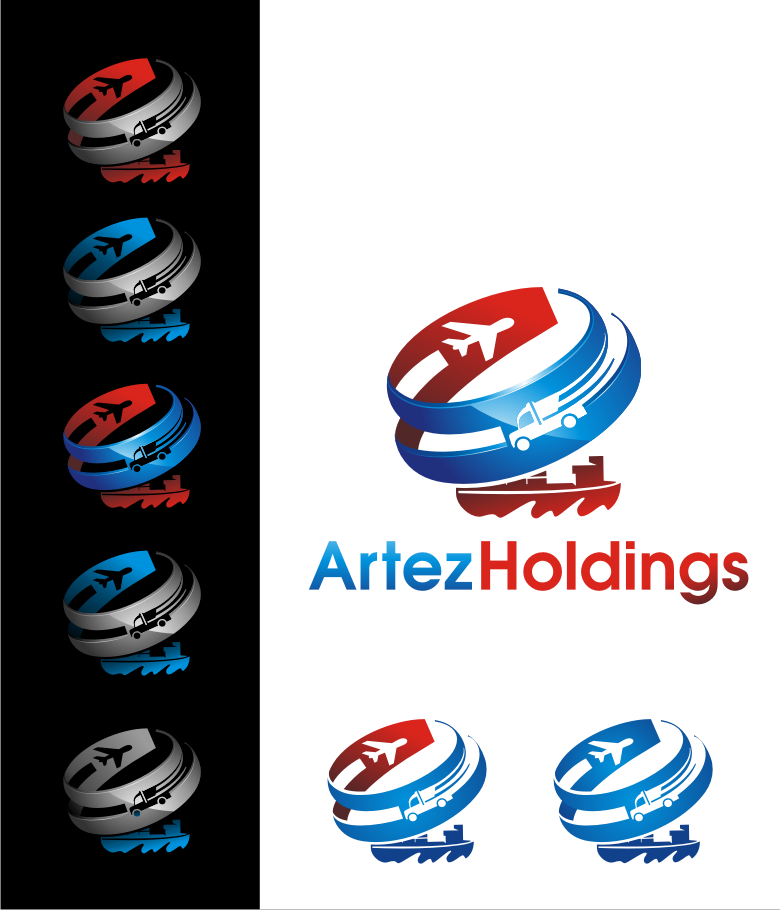 Logo Design by Muhammad Nasrul chasib - Entry No. 62 in the Logo Design Contest New Logo Design for Artez Holdings.