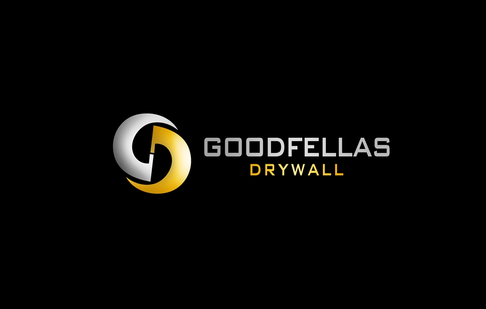Logo Design by Respati Himawan - Entry No. 40 in the Logo Design Contest Creative Logo Design for Goodfellas Drywall.