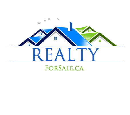 Logo Design by Crystal Desizns - Entry No. 77 in the Logo Design Contest Inspiring Logo Design for RealtyForSale.ca.