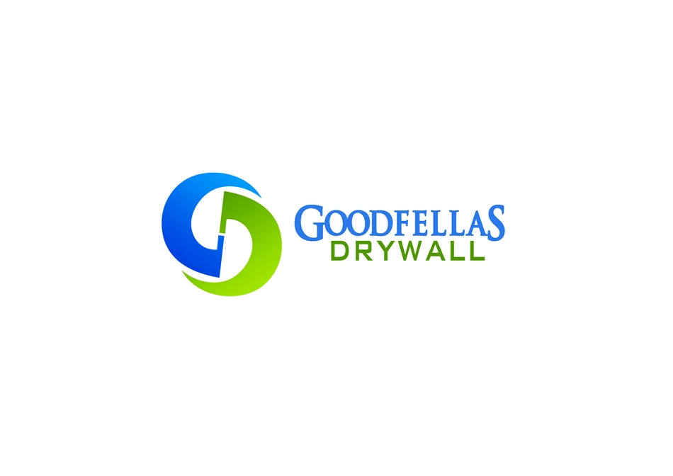 Logo Design by Respati Himawan - Entry No. 41 in the Logo Design Contest Creative Logo Design for Goodfellas Drywall.