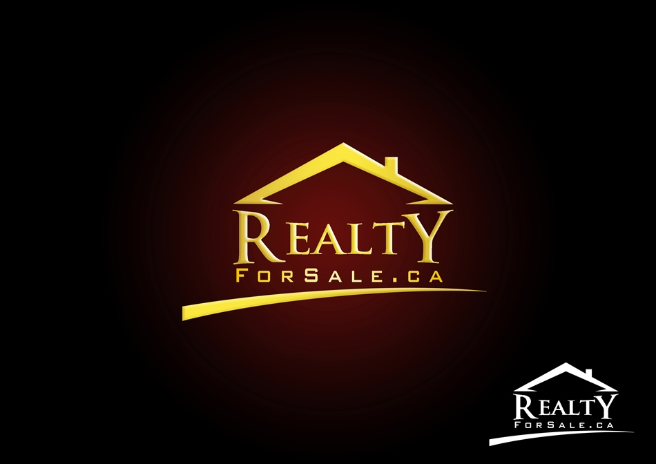 Logo Design by Respati Himawan - Entry No. 78 in the Logo Design Contest Inspiring Logo Design for RealtyForSale.ca.