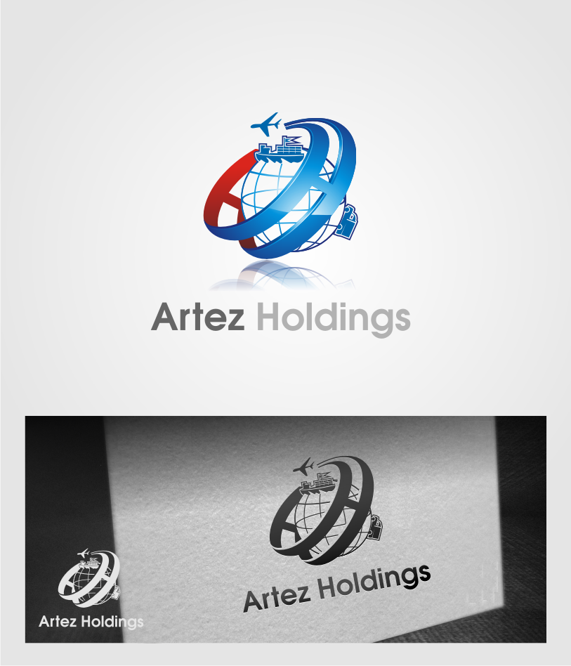 Logo Design by graphicleaf - Entry No. 64 in the Logo Design Contest New Logo Design for Artez Holdings.