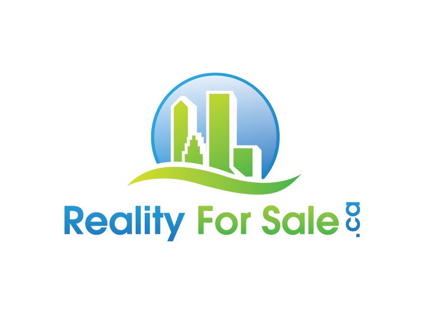 Logo Design by Creasian - Entry No. 83 in the Logo Design Contest Inspiring Logo Design for RealtyForSale.ca.