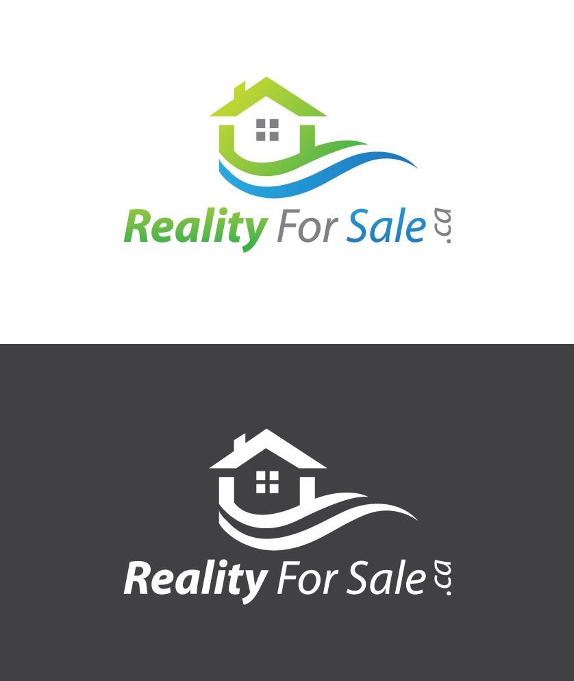 Logo Design by Creasian - Entry No. 84 in the Logo Design Contest Inspiring Logo Design for RealtyForSale.ca.