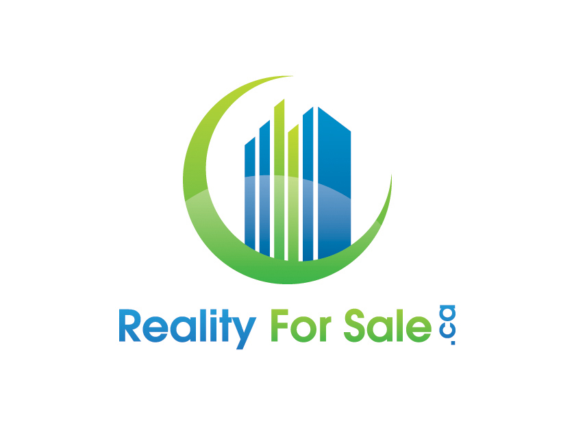 Logo Design by Creasian - Entry No. 85 in the Logo Design Contest Inspiring Logo Design for RealtyForSale.ca.