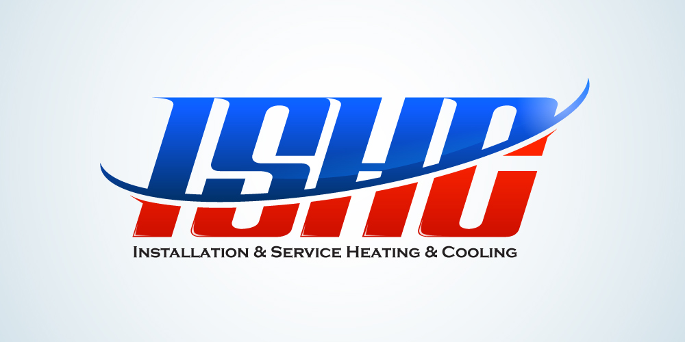 Logo Design by Top Elite - Entry No. 31 in the Logo Design Contest New Logo Design for Installation & Service Heating & Cooling (ISHC).