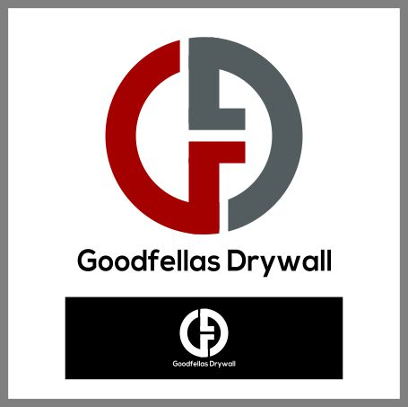 Logo Design by brown_hair - Entry No. 42 in the Logo Design Contest Creative Logo Design for Goodfellas Drywall.