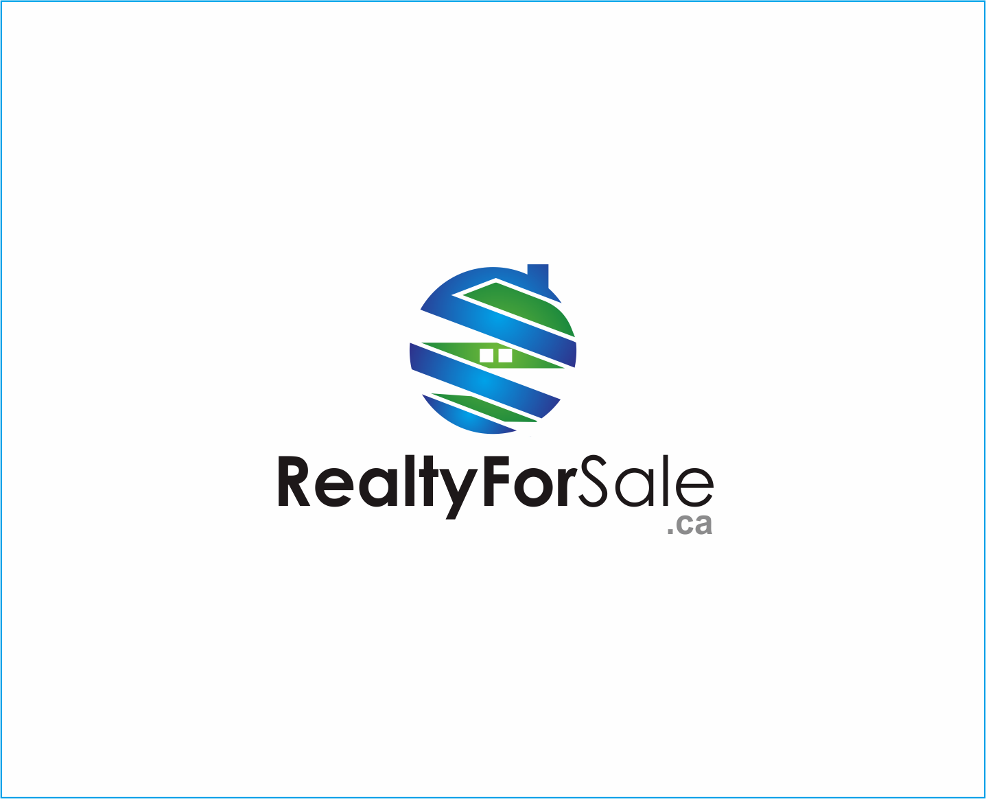 Logo Design by Armada Jamaluddin - Entry No. 90 in the Logo Design Contest Inspiring Logo Design for RealtyForSale.ca.