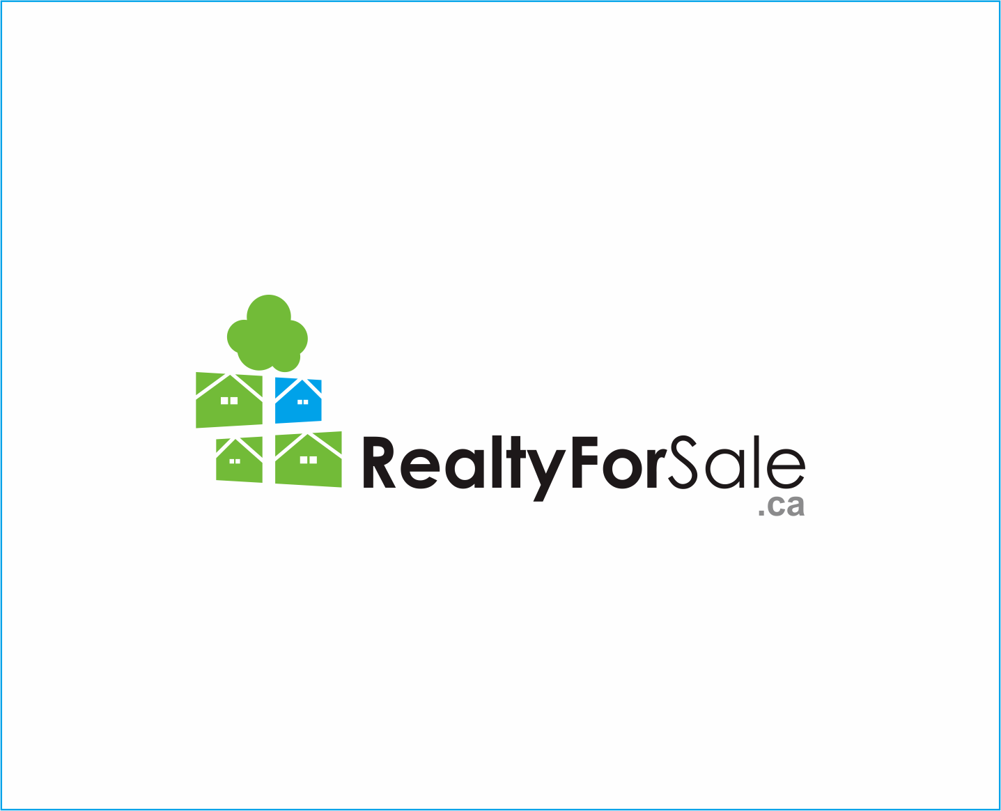 Logo Design by Armada Jamaluddin - Entry No. 91 in the Logo Design Contest Inspiring Logo Design for RealtyForSale.ca.