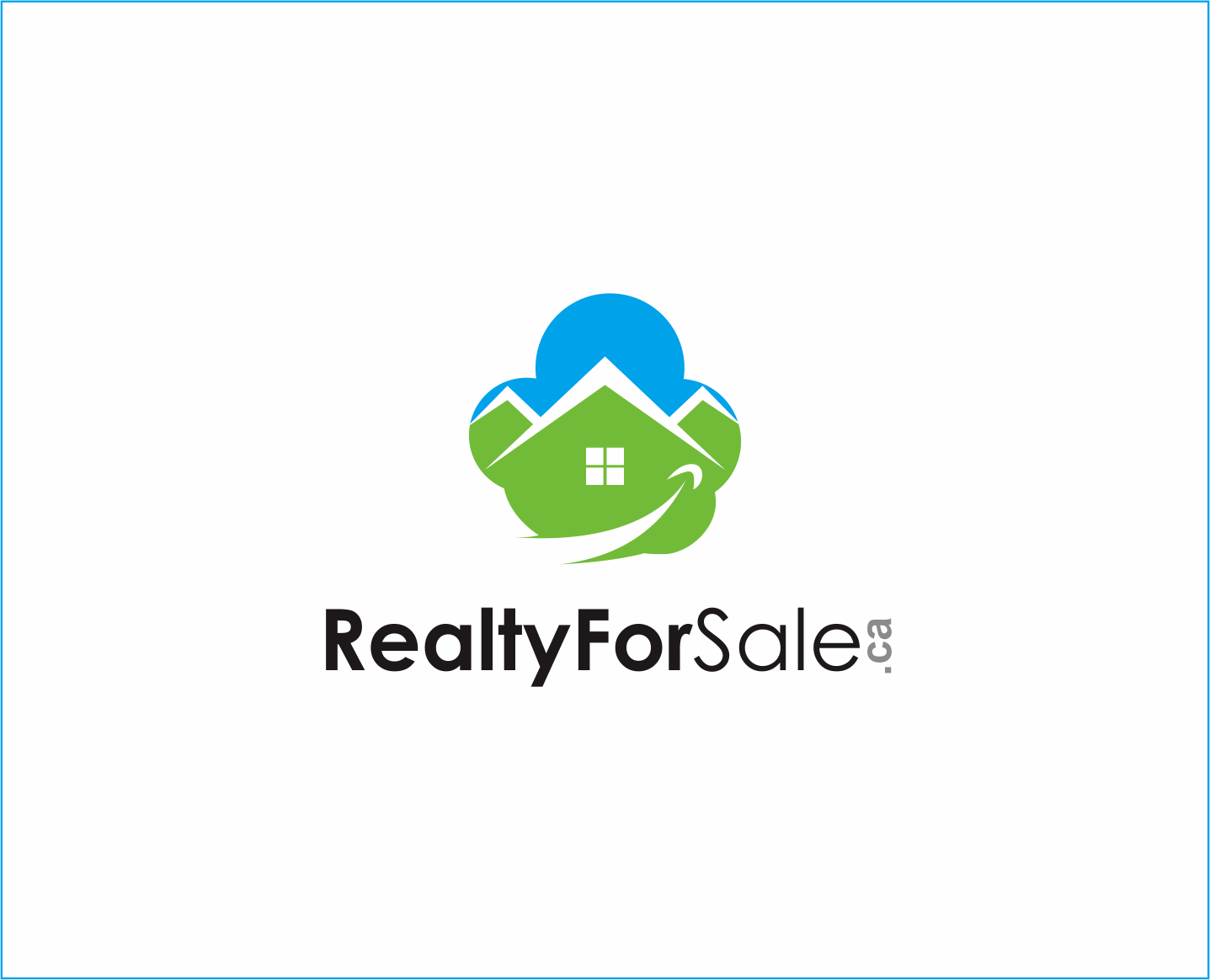 Logo Design by Armada Jamaluddin - Entry No. 92 in the Logo Design Contest Inspiring Logo Design for RealtyForSale.ca.