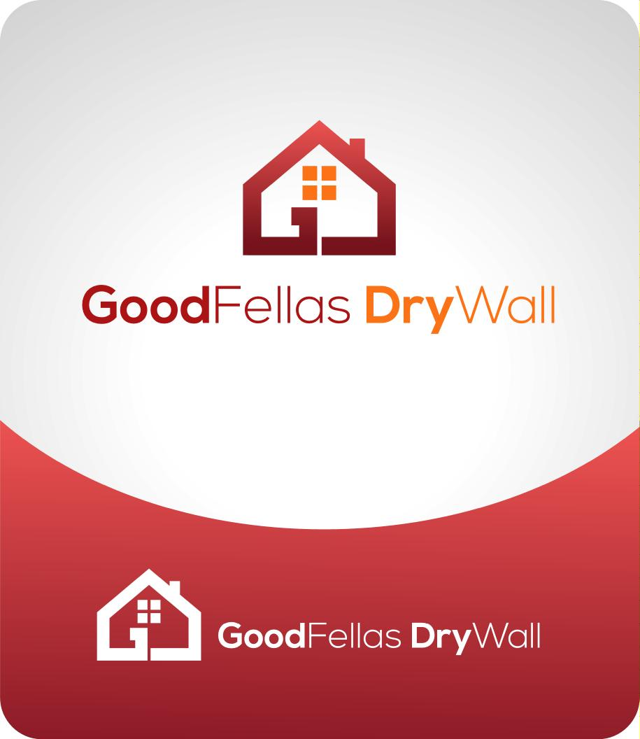 Logo Design by luvrenz - Entry No. 43 in the Logo Design Contest Creative Logo Design for Goodfellas Drywall.