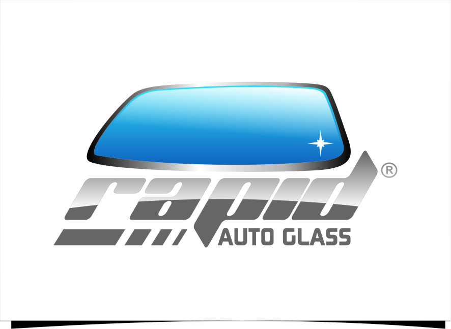 Logo Design by RasYa Muhammad Athaya - Entry No. 142 in the Logo Design Contest Unique Logo Design Wanted for Rapid Auto Glass.