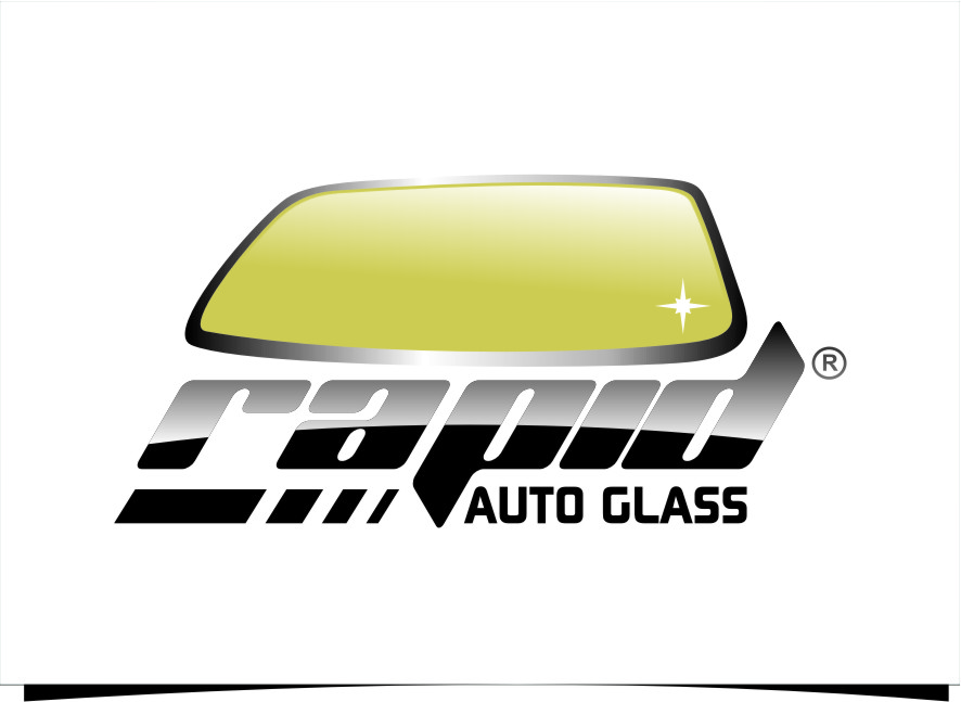 Logo Design by RasYa Muhammad Athaya - Entry No. 143 in the Logo Design Contest Unique Logo Design Wanted for Rapid Auto Glass.